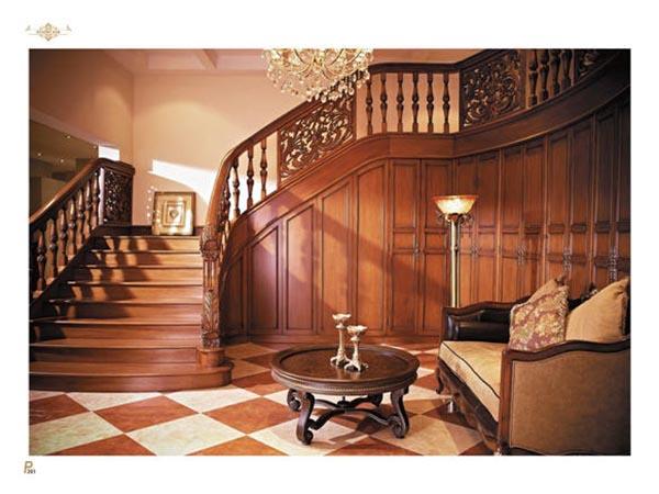 木门&楼梯